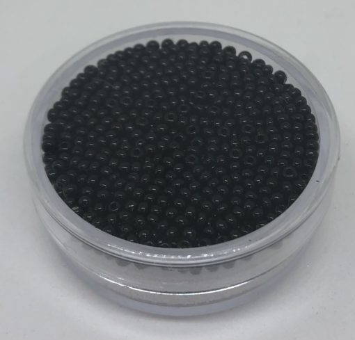 Kopf-Glasperlen 2mm